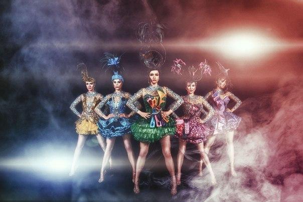 Вокально танцевальное шоу 5МУЗ